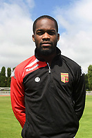 Brice Irie Bi during the Friendly match between Lens and Quevilly Rouen on 1 July 2017, in France. ( Photo by Philippe le Brech / Icon Sport )