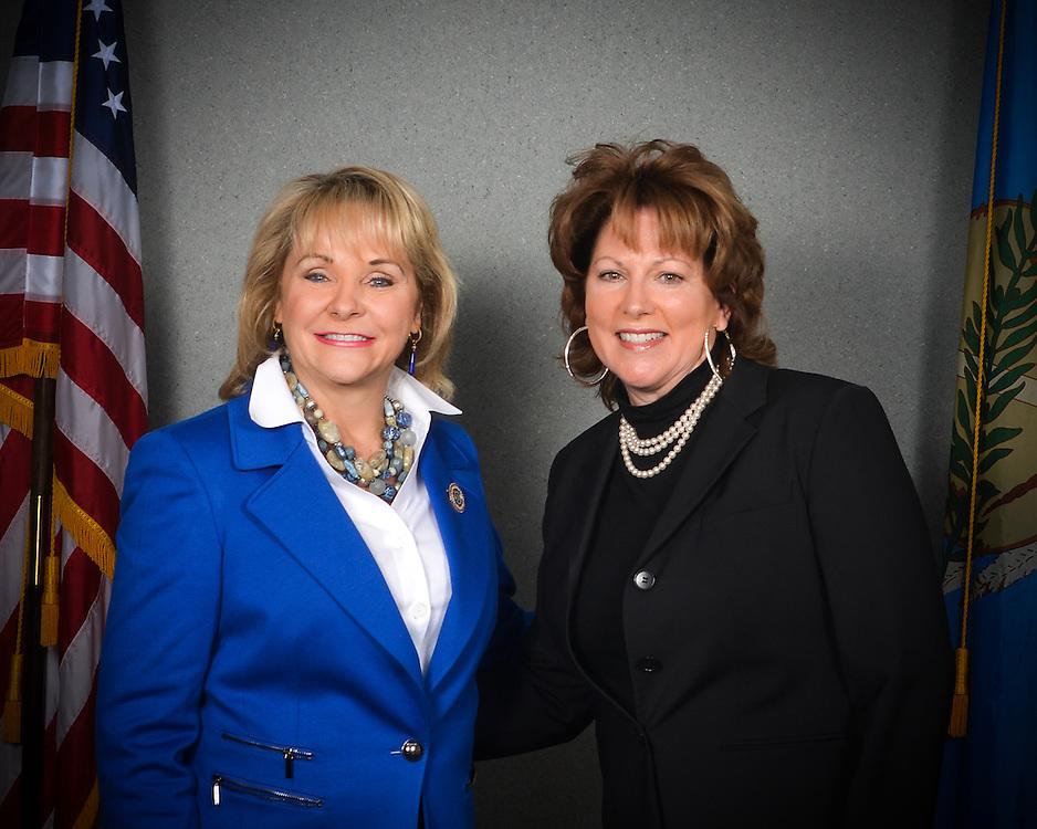 Governor Mary Fallin | Oklahoma Corporate Photographer