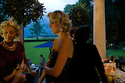 ONDINE DE ROTHSCHILD, Christie's Gala. Casa Austria.  Amadeus Weekend. Salzburg. 22 August 2008.  *** Local Caption *** -DO NOT ARCHIVE-© Copyright Photograph by Dafydd Jones. 248 Clapham Rd. London SW9 0PZ. Tel 0207 820 0771. www.dafjones.com.