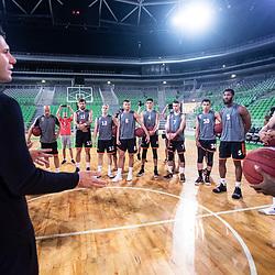 20190807: SLO, Basketball - Press conference and training of KK Cedevita Olimpija