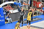 Marketing , Zurich Connect<br /> Zurich Connect Supercoppa 2018-2019<br /> Lega Basket Serie A<br /> Brescia 29/09/2018<br /> Foto Ciamillo & Castoria