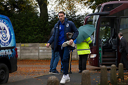General view as the Bristol Rovers players and staff arive at the stadium - Mandatory by-line: Jack Phillips/JMP - 02/11/2019 - FOOTBALL - Crown Oil Arena - Rochdale, England - Rochdale v Bristol Rovers - English Football League One