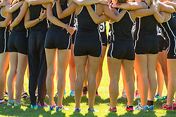 Bowdoin Invitational Cross Country meet