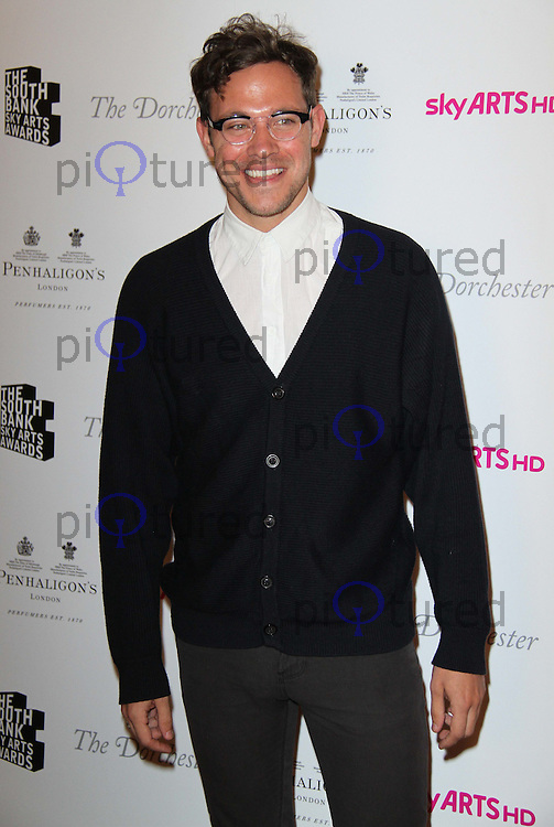 Will Young The South Bank Sky Arts Awards, Dorchester Hotel, Park Lane, London, UK, 25 January 2011: Contact: Ian@Piqtured.com +44(0)791 626 2580 (Picture by Richard Goldschmidt)