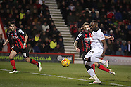 Bournemouth v Derby County 10/02/2015