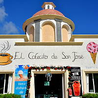 El Cafecito de San Jos&eacute; in Puerto Morelos, Mexico<br />