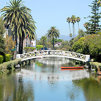 Venice Canals on Thursday, August 25, 2011