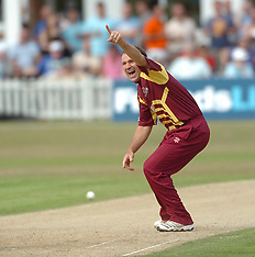 Leicestershire v Northants