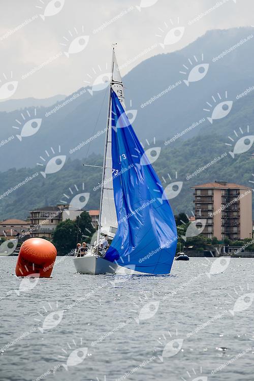 Regata Barca a Vela<br /> Aquaevento <br /> Omegna, Lago D'Orta<br /> FIN 2016 Campionato Italiano Assoluto Nuoto di Fondo <br /> <br /> Day 04 12-06-2016<br /> Photo Laura Binda/Deepbluemedia/Insidefoto