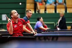 SAVANT-AIRA Nicolas of France at 14th Slovenia Open - Thermana Lasko 2017 Table Tennis Championships for the Disabled Factor 5, on May 9, 2017, in Dvorana Tri Lilije, Lasko, Slovenia. Photo by Matic Klansek Velej / Sportida