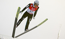 11.12.2016, Lysgards Schanze, Lillehammer, NOR, FIS Weltcup Ski Sprung, Lillehammer, im Bild Simon Ammann (SUI) // Simon Ammann of Switzerland during Mens Skijumping of FIS Skijumping World Cup at the Lysgards Schanze in Lillehammer, Norway on 2016/12/11. EXPA Pictures © 2016, PhotoCredit: EXPA/ Tadeusz Mieczynski