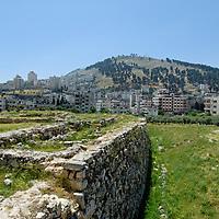 Shechem and Mount Gerizim