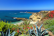 Laguna Beach California Coastline