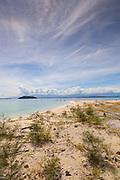 Pulau Sulug is the farthest of the islands in Tunku Abdul Rahman National Park near Kota Kinabalu, Sabah.