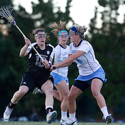 2011-02-25 Northwestern at North Carolina Tar Heels women's lacrosse