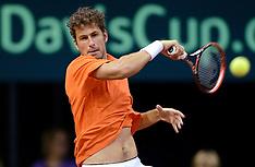 20140912 NED: Davis Cup Nederland - Kroatie, Amsterdam