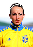Fifa Woman's Tournament - Olympic Games Rio 2016 -  <br /> Sweden National Team - <br /> Kosovare Asllani