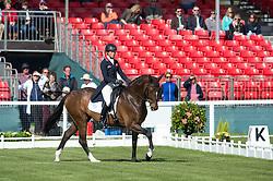 Taylor Izzy, (GBR), KBIS Briarlands Matilda<br /> CCI4* - Mitsubishi Motors Badminton Horse Trials 2016<br /> © Hippo Foto - Jon Stroud<br /> 06/05/16