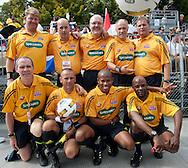Artur Walencik and Torsten Meiners.Players from Hamburg Team Hinz und Kunzt