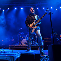 Glasgow, Scotland, UK. 24th February, 2019. Blue Oyster Cult, in concert at The O2 Academy, Glasgow Great, UK. Credit: Stuart Westwood/Alamy Live News
