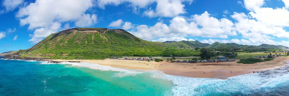 Sandy Beach, Hawaii Kai, Honolulu, Oahu, Hawaii