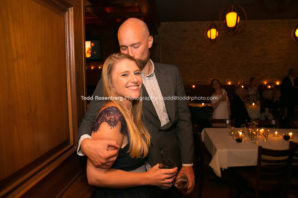9/3/16 8:54:52 PM --  The wedding of Caroline Slack and Miles Maner at Revolution Brewing Co in Chicago, IL  © Todd Rosenberg Photography 2016