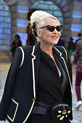 Amanda Eliasch at the Royal Academy Of Arts Summer Exhibition Preview Party 2018 held at The Royal Academy, Burlington House, Piccadilly, London, England. 06 June 2018.