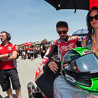 2017 World Superbike World Championship, Round 8, Laguna Seca, USA, 8 July 2017