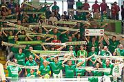 Passalacqua Trasporti Ragusa tifosi<br /> Passalacqua Trasporti Ragusa - Fixi Piramis Torino<br /> LBF Legabasket Femminile 2017/2018<br /> Ragusa, 01/10/2017<br /> Foto ElioCastoria / Ciamillo - Castoria