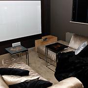 NLD/Huizen/20100930 - Presentatie Talkies magazine Woonidee, binnenzijde woning Erik Kusters