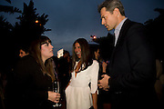 KATE MULEAVY; ELIZABETH SALTZMAN, Rodarte Poolside party to show their latest collection. Hosted by Kate and Laura Muleavy, Alex de Betak and Katherine Ross.  Chateau Marmont. West  Sunset  Boulevard. Los Angeles. 21 February 2009 *** Local Caption *** -DO NOT ARCHIVE -Copyright Photograph by Dafydd Jones. 248 Clapham Rd. London SW9 0PZ. Tel 0207 820 0771. www.dafjones.com<br /> KATE MULEAVY; ELIZABETH SALTZMAN, Rodarte Poolside party to show their latest collection. Hosted by Kate and Laura Muleavy, Alex de Betak and Katherine Ross.  Chateau Marmont. West  Sunset  Boulevard. Los Angeles. 21 February 2009