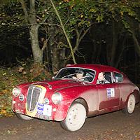 Car 01 Bill Ainscough Jason Dearden Lancia Aurelia B20