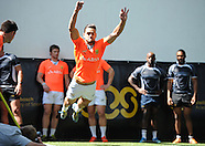 Springbok Sevens Media Day 15 Sept 2014 Stellenbosch