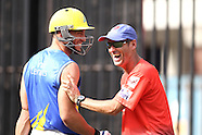Pepsi IPL 2014 - DD and CSK Practice Delhi 4th May