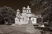 Holy Ghost Ukrainian Church<br /> Tolstoi<br /> Manitoba<br /> Canada