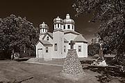 Holy Ghost Ukrainian Church<br /> Tolstoi<br /> Manitoba<br /> Canada