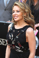Kylie Minogue London, UK, 27 May 2010: European Premiere of Sex And The City 2, Leicester Square gardens. For piQtured Sales contact: Ian@piqtured.com Tel: +44(0)791 626 2580 (Picture by Richard Goldschmidt/Piqtured)