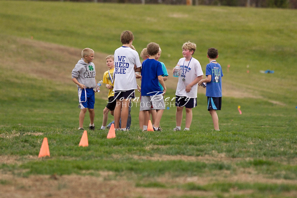 November/23/10:  Waverly Yowell Fifth Grade Cross Country