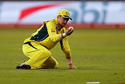 Travis Head of Australia during the 3rd ODI match between South Africa and Australia held at Kingsmead Stadium in Durban, Kwazulu Natal, South Africa on the 5th October  2016<br /> <br /> Photo by: Steve Haag/ RealTime Images