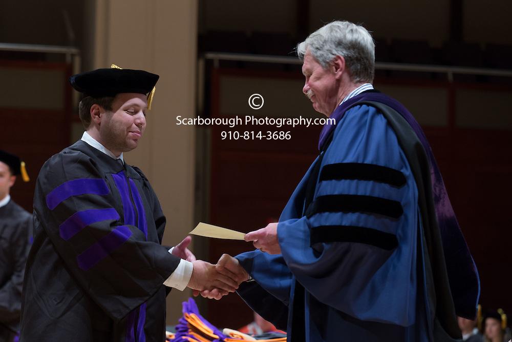 2015 Campbell University Law Graduation Ceremony