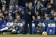 Chelsea v Leicester City 13 Jan 2018