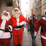 Santacon 2009 game day