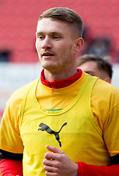 Michael Smith of Rotherham United - Mandatory by-line: Ryan Crockett/JMP - 20/01/2018 - FOOTBALL - Aesseal New York Stadium - Rotherham, England - Rotherham United v Portsmouth - Sky Bet League One
