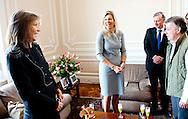 De Nobelprijs voor de Vrede is vrijdag toegekend aan president Juan Manuel Santos van Colombia. De prijs wordt ook opgedragen aan de gehele Colombiaanse bevolking. De keuze van het Nobelcomit&eacute; is opmerkelijk, aangezien de Colombiaanse bevolking het vredesakkoord tussen de regering en rebellenbeweging FARC vorige week in een referendum nipt afwees.  Manuel Santos<br /> Colombia, President Juan Manuel Santosmeets   Dutch Queen MAxima of the Netherlands visit with the First Lady van Colombia, Mar&Igrave;a Clemencia Rodr&Igrave;guez M˙nera a day care centre for children 0-5 years. COPYRIGHT ROBIN UTRECHT