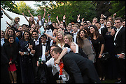 SURVIVORS, The Tercentenary Ball, Worcester College. Oxford. 27 June 2014