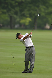 28 June 2005<br /> <br /> Charles Howell III<br /> <br /> Tuesday practice session at the 2005 Cialis Western Open. Dubsdread, Cog Hill Golf Course, Lemont, IL