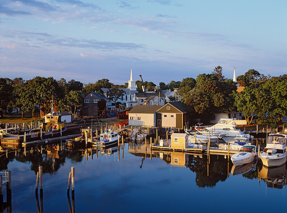 Sterling Harbor, Greenport, New York, Long Island, North Fork