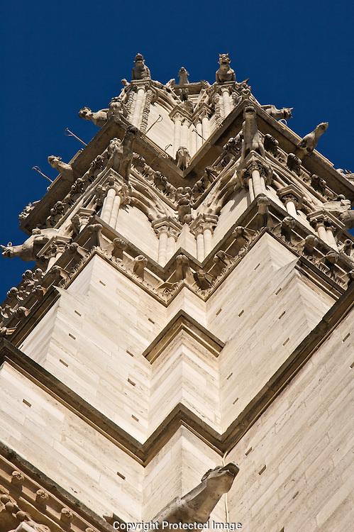 Notre Dame Tower, Paris