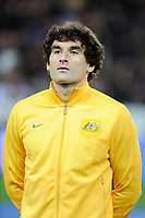 Australia's Mile Jedinak before the International football Friendly Game 2013/2014 between France and Australia on October 11, 2013 in Paris, France. Photo Jean Marie Hervio / Regamedia/ DPPI