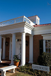 The Gate House, Darden Graduate School of Business, University of Virginia, Charlottesville, VA, January 6, 2008.